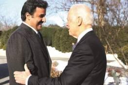 بايدن يشكر أمير قطر