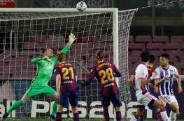 هدف قاتل من ديمبلي يمنح الفوز لبرشلونة ..فيديو