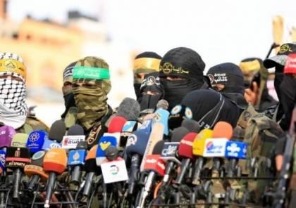 فصائل المقاومة بغزة تحذر الاحتلال من الغدر وعدم تنفيذ التفاهمات