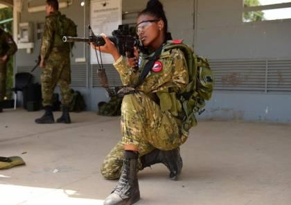 شاهد : الصور الأولى لجنود الجيش الاسرائيلي بالزي الميداني الجديد