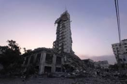 الحساينة: البدء بإعادة إعمار المجمع الإيطالي بغزة