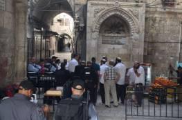 """جماعات """"الهيكل"""" المزعوم تدعو لاقتحامات كبرى للمسجد الأقصى"""