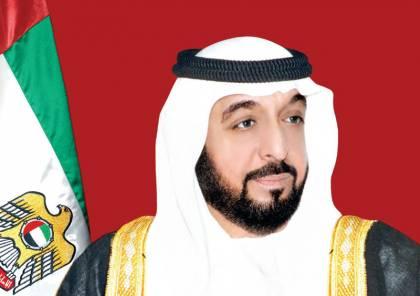 إعادة انتخاب رئيس الإمارات لولاية رابعة