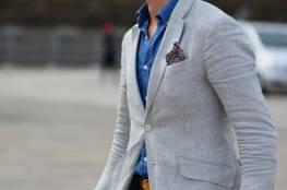 دليلك لارتداء البدلة الرسمية دون رابطة عنق