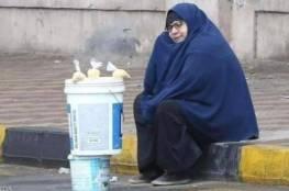 """بالصور.. ياسمين صبري تستقبل """"سيدة المطر"""""""