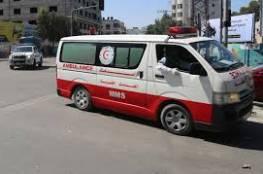 مصرع مواطن بحادث سير في بلدة عنبتا شرق طولكرم