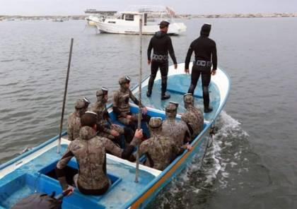 الداخلية : البدء بالتحقيق في حادثة استشهاد ثلاثة صيادين في بحر خانيونس