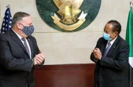 إسرائيل تضغط على الكونغرس الأميركي لمنح السودان حصانة من القضاء ثمنا للتطبيع
