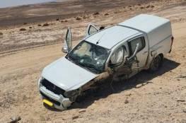وفاة شخص وإصابة 7 جراء حادث طرق في النقب
