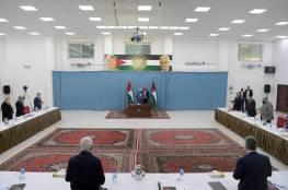 تفاصيل اجتماع تنفيذية المنظمة برئاسة الرئيس.. الالتزام بقرارات وقف كافة الاتفاقات مع اسرائيل