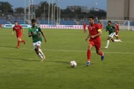 فيديو.. فوز شاق للأولمبي الفلسطيني على بنغلاديش