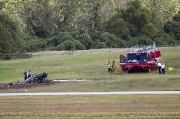 مصرع 4 أشخاص بتحطم طائرة صغيرة في جورجيا الأمريكية