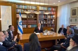 """نتنياهو وقادة اليمين يتفقون على مظاهرات ضد """"حكومة التغيير"""""""