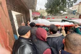 جماهير غزة تُشيع جثمان الشهيد عامر الحجار