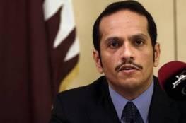 قطر: حان الوقت كي تبدأ دول الخليج العربية المحادثات مع إيران