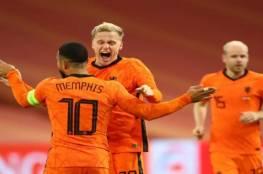 فيديو.. هولندا تتعادل مع إسبانيا وديًا