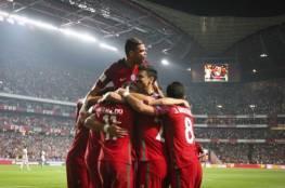 فيديو.. البرتغال تجلب بطاقة التأهل لمونديال روسيا