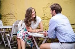 كيف تجتازين اللقاء الأول مع شريكك بنجاح ؟