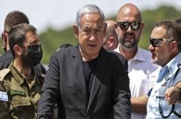 نتنياهو: حادثة ميرون من أكثر المآسي ألما في تاريخ إسرائيل