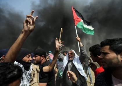 مسيرة جماهيرية في الخليل نصرة للقدس وتنديدا باعتداءات الاحتلال الاسرائيلي