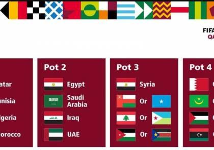 بث مباشر .. قرعة بطولة كأس العرب 2021