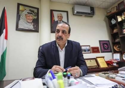 الحايك يحذر من تراجع البيع والشراء في غزة ووصوله لسالب 68 نقطة
