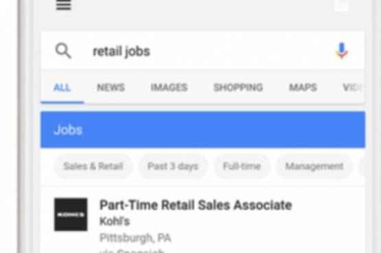"""""""غوغل"""" تساعد الباحثين عن عمل"""