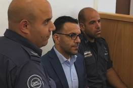 """""""المجلس الوطني"""" يدعو المؤسسات الإنسانية والحقوقية وبرلمانات العالم لإعلان تضامنها مع محافظ القدس"""