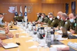تحذيرات ساخنة وأوامر بتحديث بنك الأهداف.. اعلام اسرائيلي: كوخافي يأمر جيشه بالاستعداد لمعركة بغزة
