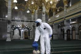 أوقاف غزة: أوصينا بإعادة فتح المساجد والموقف الرسمي سيصدر اليوم
