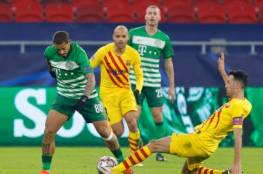 فيديو.. برشلونة يواصل توهجه في دوري الأبطال