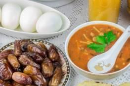 أطعمة يجب أن تتواجد في ثلاجتك طيلة شهر رمضان
