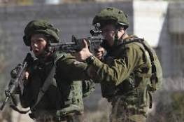 اصابة شاب برصاص الاحتلال في محيط المسجد الإبراهيمي بالخليل