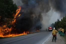 إسرائيل تعرض على تركيا المساعدة في إخماد الحرائق والأخيرة ترد
