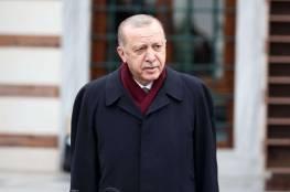أردوغان: رسالة ضباط البحرية السابقين تضم تلميحات انقلابية