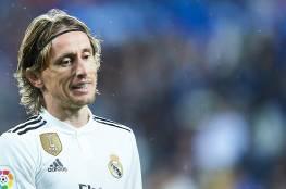 مودريتش ينفجر غضباً بعد مباراة ريال مدريد وسيلتا فيجو.. ما السبب ؟