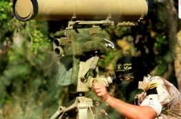 سرايا القدس تعلن استهداف جيب إسرائيلي بصاروخ كورنيت شرق غزة..فيديو