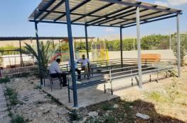 الإغاثة الزراعية تنتهي من تأهيل مرافق صحية وإنشاء حدائق مدرسية في أريحا والأغوار