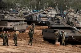 إسرائيل: العمادي سيدخل غزة والجيش يستعد لمعركة صعبة وقاسية