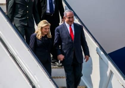 فضيحة جديدة لزوجة نتنياهو على متن طائرة