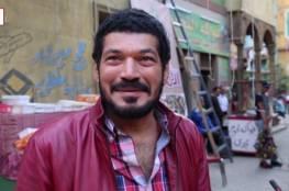 """الممثل المصري باسم سمرة يتحول إلى """"سائق ميكروباص"""""""