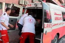 إصابة 5 مواطنين جراء حادث سير بغزة