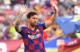 بارتوميو: ميسي لديه بند يسمح له بالرحيل عن برشلونة