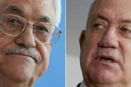 غانتس يكشف تفاصيل اجتماعه مع ابو مازن: إسرائيل تقرض السلطة الفلسطينية 500 مليون شيكل