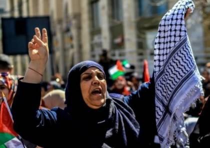 القوى الوطنية والاسلامية: ستبقى المرأة الفلسطينية حامية العرين وصانعة الرجال