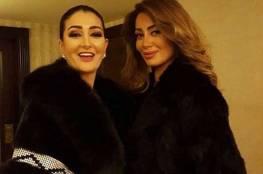 شاهد: ابنة غادة عبد الرازق في اول ظهور لها مع والدها السعودي
