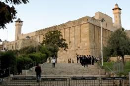 مدير الحرم الإبراهيمي يحذر من محاولات تحويل المسجد لكنيس