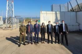 الكشف عن تفاصيل الجلسة الأولى من محادثات ترسيم الحدود بين لبنان وإسرائيل