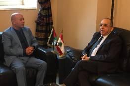ابو هولي: موقف لبنان الثابت والرافض للتوطين شكل صمام الأمان لحق العودة