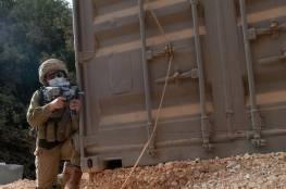 """شاهد: الجيش الإسرائيلي يدشن منشأة تدريب خاصة للقتال ضد """"حزب الله"""" على الحدود مع لبنان"""
